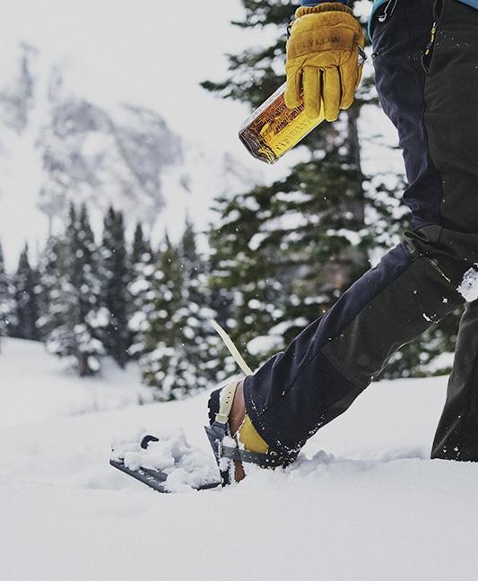 TINCUP Snowshoeing Adventure